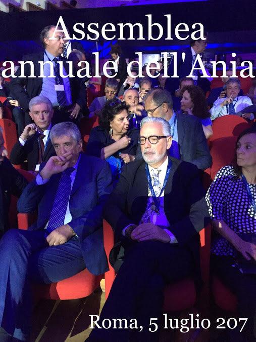 Assemblea annuale ANIA 2017