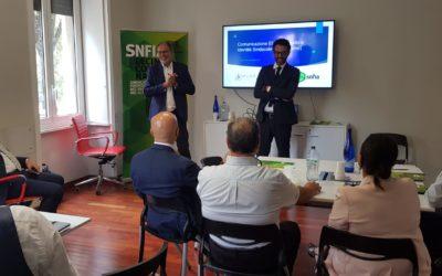 """Corso di formazione per delegati sindacali SNFIA: """"Comunicazione efficace, ruolo e identità sindacale"""""""