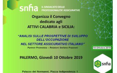 Convegno per Attivi della Calabria e della Sicilia